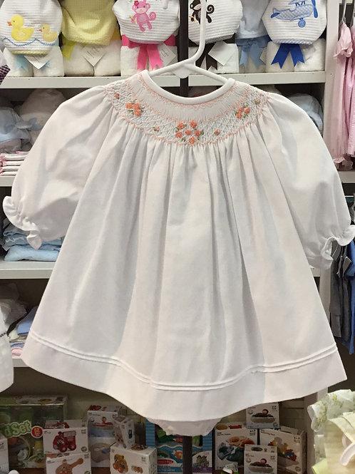 Luli Smocked Dress