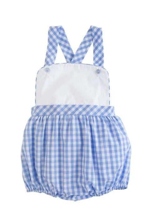 Conrad Gingham Sunsuit