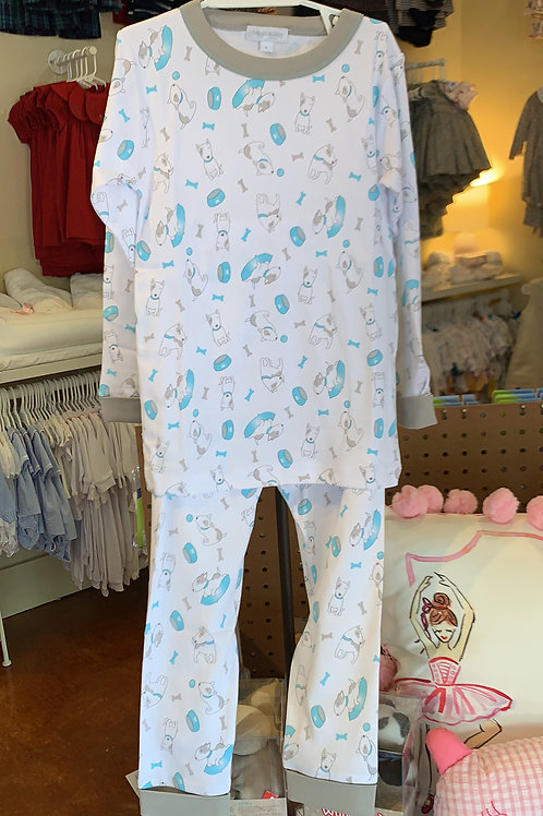 Magnolia Baby Dog 2 Piece Pajama
