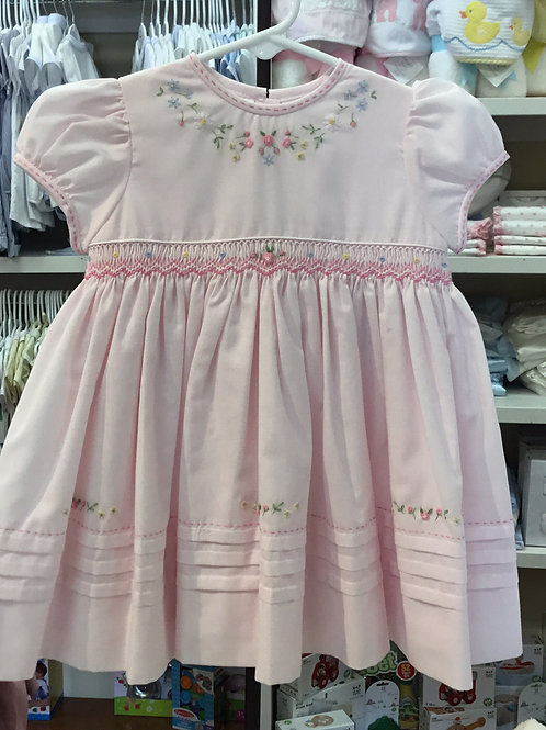 Sarah Louise Colorful Flower Dress