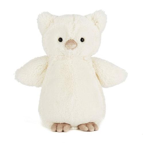 Jellycat Bashful White Owl
