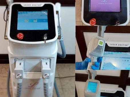 Основные преимущества лазерных аппаратов. Выбор лазера для эпиляции волос.