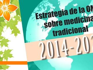 Firma para apoyar a las medicinas tradicionales y terapias alternativas