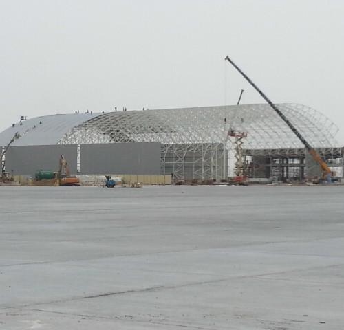 AL MAKTOUM AIRPORT PROJECT