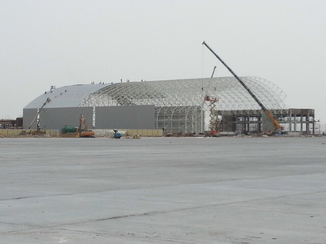 AL MAKTOUM AIRPORT PROJECT