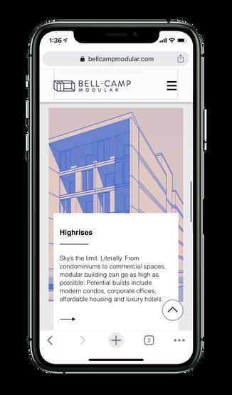 Bell-Camp Modular Mobile