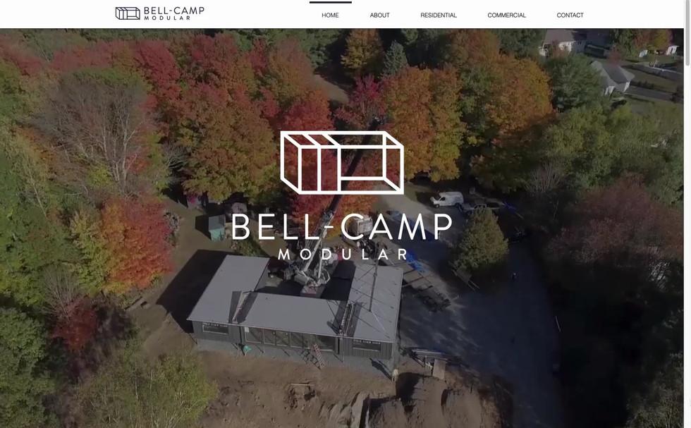 Bell-Camp Modular Homepage