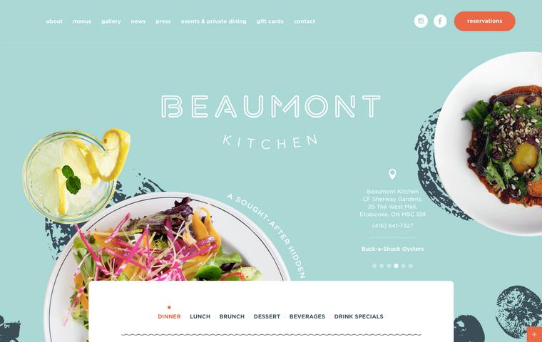 Beaumont Kitchen Site