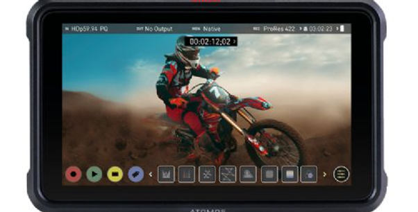 Ninja V Video Recorder & Monitor