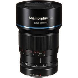 Sirui Anamorphic 50mm Anamorphic
