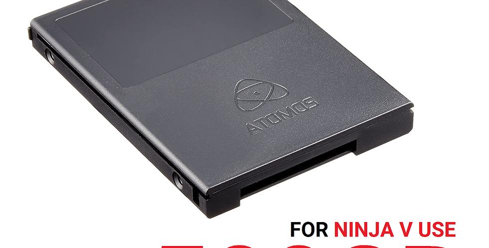 500BG SSD (For Ninja V)
