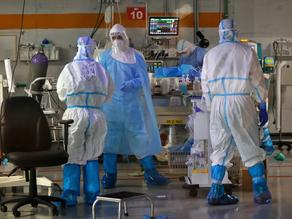 """Israël: 7 directeurs d'hôpitaux affirment avoir atteint """"leur capacité limite"""""""