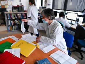 Limousin : environ 4.000 déclarations d'effets secondaires lié aux vaccins anti-covid