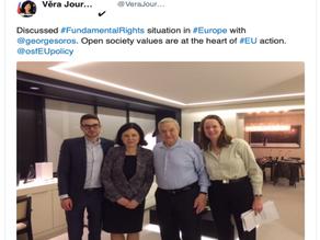 Comment l'Open Society de George Soros et Microsoft de Bill Gates financent le Conseil de l'Europe
