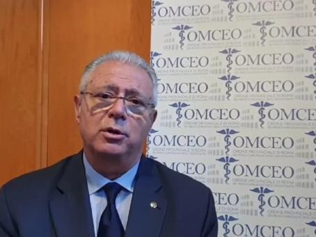"""Magi (Président de l'Ordre des Médecins italien) : """"Les vaccinés infectés comme les non vaccinés"""""""