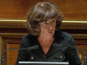 Le Sénat refuse la vaccination obligatoire, avec un discours remarqué de Laurence Muller-Bronn