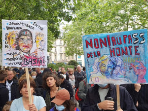 Liste des manifestations contre le passe sanitaire et la vaccination obligatoire du 14 aout 2021