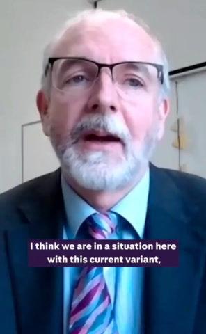 Sur la stratégie vaccinale par le Prof Sir Andrew Pollard directeur de l'Oxford Vaccine Group