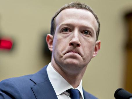 Facebook : une fuite montre que Mark Zuckerberg utilise Signal