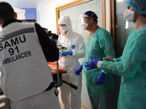 Covid-19 : le Samu visé par de nombreuses plaintes de proches de patients