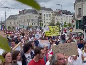 Manifestations contre le passe sanitaire du 31 juillet 2021 (2ème partie)