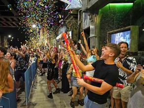 Angleterre - Levée de toutes les restrictions sanitaires: faites la fête comme en 2019 !