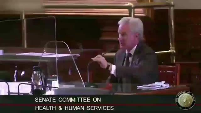 Professeur Peter Mac Cullough spécialiste mondial du coeur et des reins s'indigne