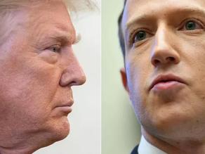 Trump banni de Facebook: «Ce n'est pas aux GAFA de décider de ce qu'on peut dire ou ne pas dire»