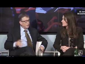 La vidéo que Bill Gates a voulu supprimer des réseaux sociaux
