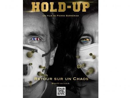 Hold-Up, film en sortie nationale 11 novembre. Pourquoi j'ai produit ce film par Christophe Cossé ?