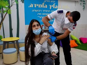 Israel - Les niveaux d'anticorps chutent fortement après 3 mois de deuxième injection de vaccin
