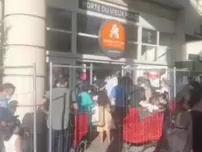 Blocage d'un Auchan à Marseille à cause du pass sanitaire ! Black-out dans les médias !