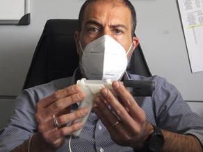 "Le vaccin made in Italy qui à""tirer"" sous la peau"