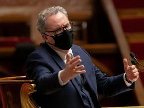 Richard Ferrand contre le passe sanitaire à l'Assemblée Nationale