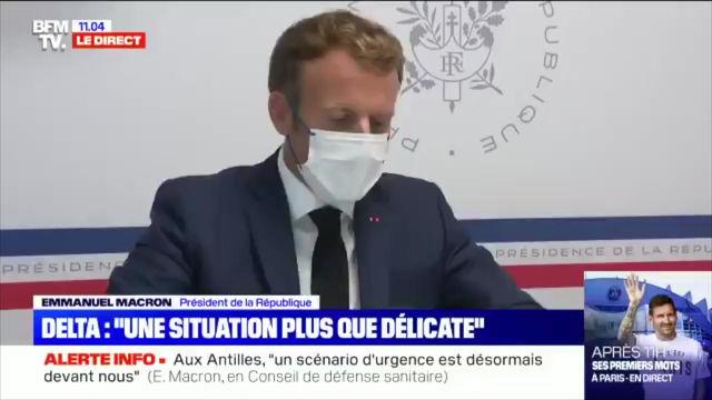 Les mensonges de Macron envers et contre tous