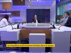 """""""Les détenus ne sont pas des cobayes ! Ils ont le droit de refuser le vaccin"""" déclare Dupont-Moretti"""