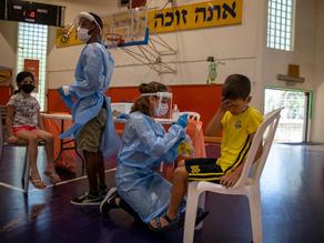 Israël approuve l'extension du pass sanitaire aux enfants dès trois ans
