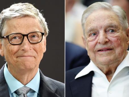 George Soros et Bill Gates investissent dans les tests PCR pour le Tiers-Monde