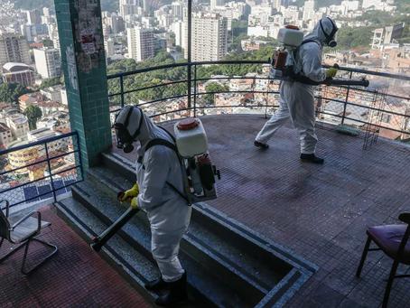 """""""Aucun gouvernement ne peut faire face seul à la menace de pandémie - nous devons nous unir"""""""
