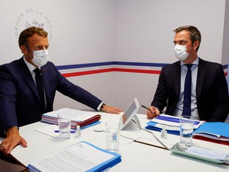 « Il faut qu'on dramatise un peu » : Emmanuel Macron et ses ministres jouent le tout pour le tout