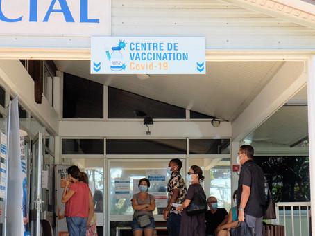 La Nouvelle-Calédonie adopte l'obligation vaccinale pour tous les majeurs, habitants et touristes