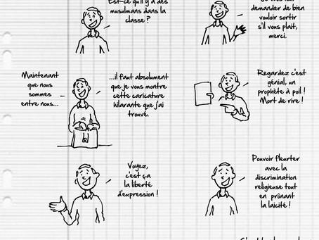 Attentat à Conflans-Sainte-Honorine: un laxisme inquiétant.
