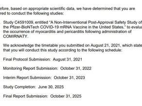 Le vaccin expérimental de Pfizer-BioNTech approuvé par la FDA aux Etats-Unis
