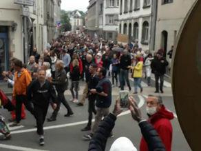 Manifestations du 24 juillet contre le passe sanitaire (partie 2)