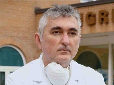 Mort suspecte du Prof Giuseppe De Donno, père du plasma hyperimmun thérapie utilisée contre le covid