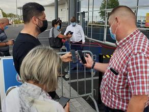 La justice suspend l'obligation du pass sanitaire dans les centres commerciaux du Haut-Rhin