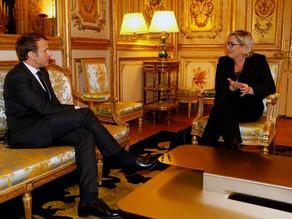 """2022 : """"Sortir du faux duel et vrai duo Macron-Le Pen"""""""
