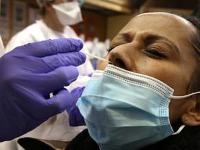 Les tests naso-pharyngés « ne sont pas sans risque », prévient l'Académie de médecine