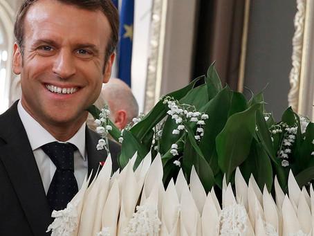 En pleine crise sanitaire, l'Élysée explose son budget fleurs