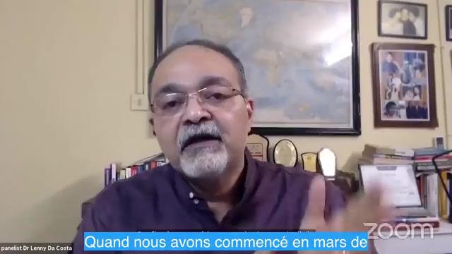 Inde - Témoignage du Dr Lenny Da Costa sur l'usage de l'ivermectine en Inde